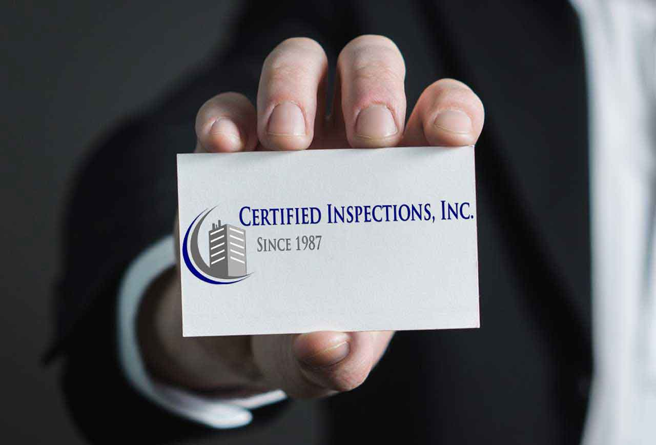 Certified Inspections Inc - about us